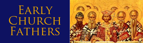 Early Church Fathers - New Advent